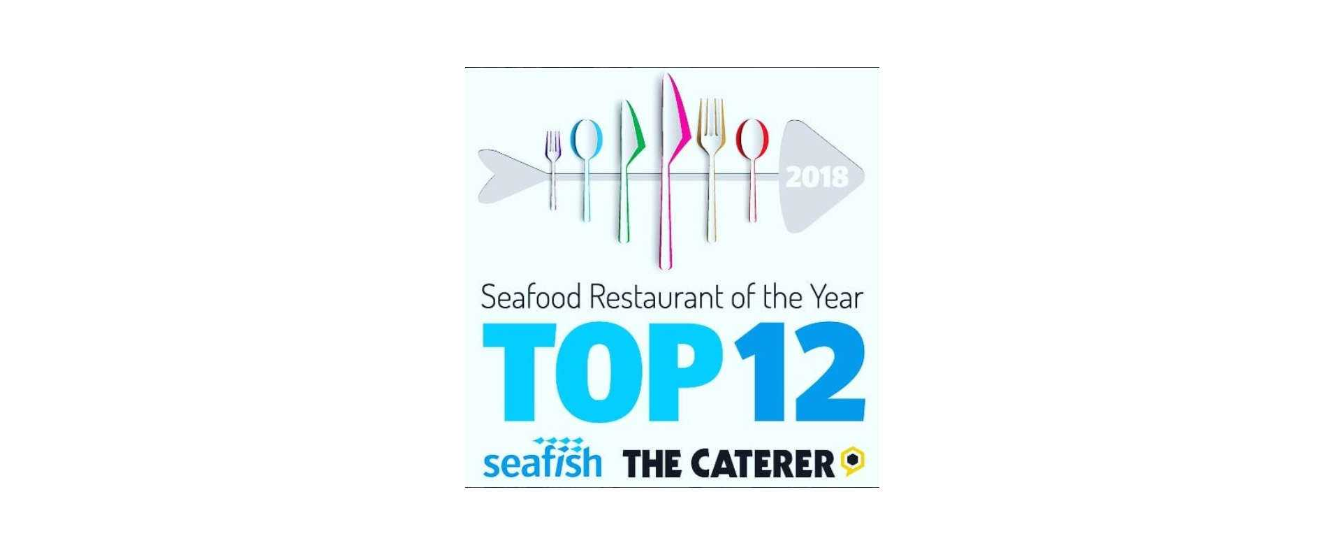 Lussmanns makes final 12 for Seafood Restaurant of the Year